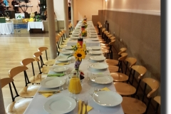 Organizujemy przyjęcia weselne do 150 osób